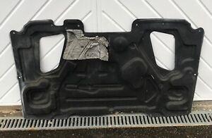 Escort RS Turbo S2 Bonnet under felt sound insulation