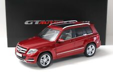 1:18 Welly GTA MERCEDES GLK X 2013 Red SP NEW chez Premium-modelcars