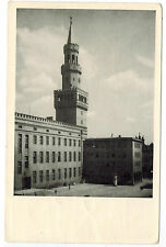 Town Hall View, Oppeln/Opole, Germany/Poland, 1957 to Germany