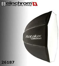 "Elinchrom EL 26187 Rotalux Deep Octa Softbox 70cm (27.5"") Mfr#26187"