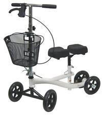 Roscoe Knee Scooter, Knee Walker, Knee Rollator, Crutch Substitute
