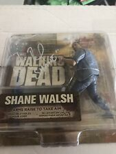 McFarlane The Walking Dead: Series 2 Shane Walsh Figure SIGNED Jon Bernthal AMC