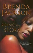 Riding The Storm, Brenda Jackson, Acceptable Book