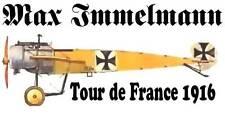 Max Immelmann  WW1 concert tshirt