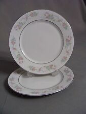 2 Sango Majesty Collection Salad Plates In The Cannes #8078 Pattern, China