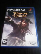Piratas del caribe.el El Fin Del Mundo.ps2