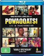 POWAQQATSI :LIFE IN TRANSFORMATION -  Blu Ray - Sealed Region B
