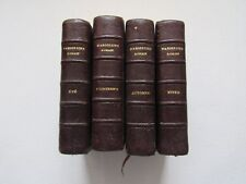 PAROISSIEN ROMAIN, 4 TOMES / 4, N°80, MAME, 1910 - LATIN et  FRANÇAIS