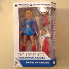 "DC Designer Series - Darwyn Cooke Supergirl - 6.5"" collectable figure - BNIB"