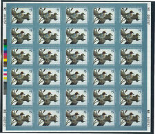 JDS #11 2003 JUNIOR DUCK STAMP FULL SHEET OF 30 SUPER BARGAIN PRICE