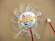65mm VGA Video Card Fan For 8600GTS GT 43mm YD127015LS 140
