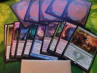 Magic the Gathering MTG - Mixed Job Lot 10 Rare Cards Mixed Sets