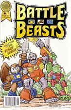 Battle Beasts #1 VF/NM; Blackthorne | save on shipping - details inside