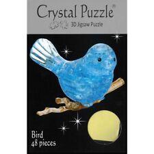 Blue Bird 3D Crystal Puzzle