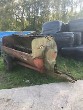 More details for marshall 6 yard used muck spreader