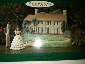 Hallmark Gone with the wind ornament