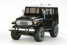 Tamiya 58564 1/10 RC Toyota Land Cruiser 40 - CC01 Black Sp. Painted Body NIB