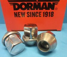 Set 5 Brand NEW Wheel Stud Nuts Replaces Volvo OEM# 312002413 C30 C70 S40 V50