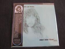 ROBERT LESTER FOLSOM, Music and Dreams, KOREA CD Mini-LP,Riverman(1976),+2 Bonus