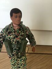 Vintage Action Man  Royal Marine.Webbing