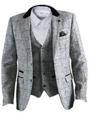Trajes de hombre gris color principal gris, talla 44