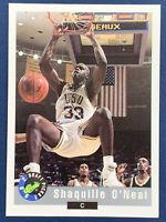 SHAQUILLE O'NEAL 1992 CLASSIC DRAFT PICKS #1 ROOKIE CARD SHAQ RC. HIGH GRADE!