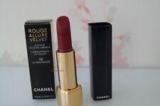 CHANEL  38   LA FASCINANTE   ROUGE ALLURE VELVET Lipstick  NEUF   BOÏTE BOX