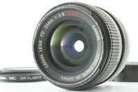 Canon New FD 24mm f/2.8 S.S.C. SSC NFD SLR 35mm Film Camera From Japan #065