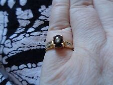 Cabochon Yellow Gold 14 Carat Fine Rings