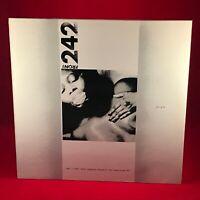 """FRONT 242 U.Men 1986 Dutch 12"""" Vinyl Single EXCELLENT CONDITION"""