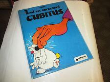 CUBITUS TOUT EN CARESSANT CUBITUS EO1975 BE/TBE DUPA.
