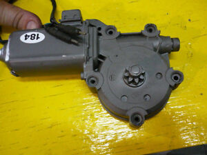 89-95 BMW E34 525i 525iT 530i 535i 540i M5 Window Lift Motor FLRL Drivers Side
