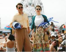 Saoirse Ronan Signed Brooklyn Authentic Autographed 11x14 Photo PSA/DNA #AA95970