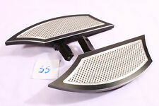 REAR FOOT PEG MINI FLOORBOARDS 4 HONDA 96-04 750 Magna & 96-07 Shadow 600 VLX/De