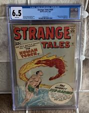 Strange Tales 107 CGC 6.5 Kirby Cover Silver Age