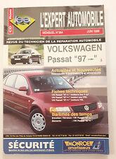 RTA VW PASSAT depuis 1997 revue technique expert automobile état neuf