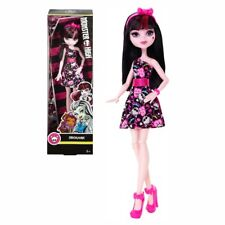 Draculaura | Mattel DMD47 | Mode Fashion Style | Monster High Puppe