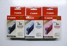 3x Canon bci-3pbk PC PM bci-3 Set bjc-3000 bjc-6000 bjc-6100 bjc-6200 bjc-6500