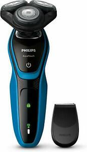 Philips Shaver Series 5000 Aquatouch Cordless Wet & Dry Electric Shaver S5050/06