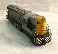 Atlas HO Scale Virginian SD24 High Nose Diesel Locomotive Custom Paint Tested