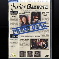 SUGGS - PRESS GANG DVD - SERIES 2 FROM 1990 - MADNESS SKA TWO 2 TONE STIFF CD LP