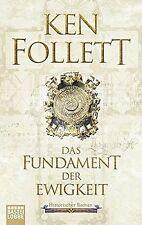 Das Fundament der Ewigkeit: Historischer Roman (Kingsbri... | Buch | Zustand gut