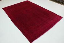 Tapis rose à motif Oriental persane/orientale traditionnelle pour la maison