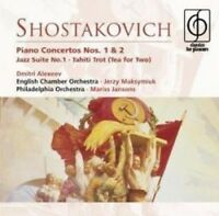 Dmitri Alexeev - Shostakovich: Piano Concertos (NEW CD)