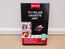 RENTOKIL FLY & MOSQUITO KILLER CASSETTE