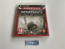 Resistance Fall Of Man - Essentials - Sony PlayStation PS3 - PAL FR - Neuf