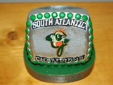 Greensboro Grasshoppers 2011 SAL Champions ring replica large heavy paperweight
