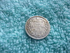 Threepence Victorian Maundy Sets & Coins (1837-1901)