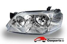 Ford Territory SX SY LH Left hand Head Light Lamp Chrome 2004~2009 NEW