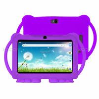 """7 """"Tablet PC Android 8.1 4Core 16GB 2*Cám 1024x600 WIFI HD para niños Educación"""